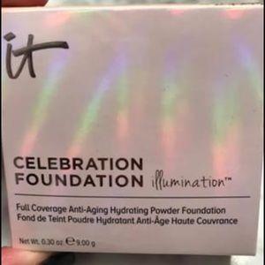 ITCosmetics Celebration Foundation Illumination